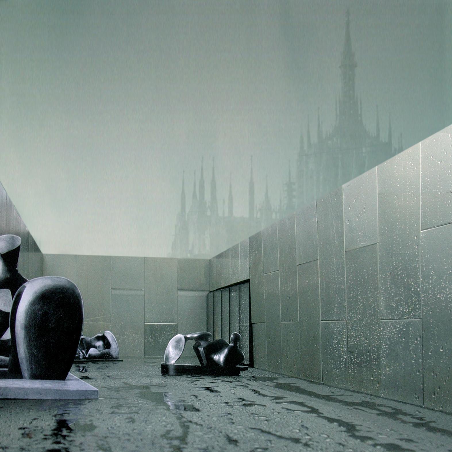 ABB_003 Museo della scultura del 20° secolo a Milano - Diploma Accademia di architettura, Mendrisio 2004
